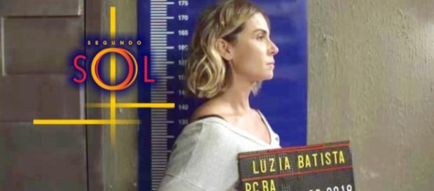 Polícia prende Luzia, que estava escondida na casa dos pais de Beto
