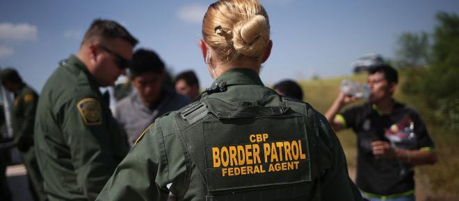 Patrulla fronteriza de EEUU capturó a inmigrantes en la frontera de Arizona