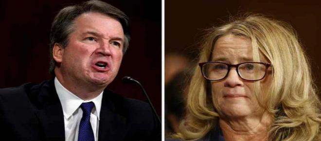 Etats-Unis : l'audition du juge Kavanaugh contre son accusatrice