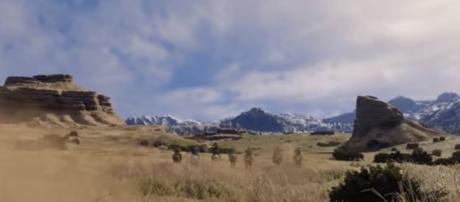 Red dead Redemption 2 has beautiful scenery - Image credit - Rockstar Games | YouTube