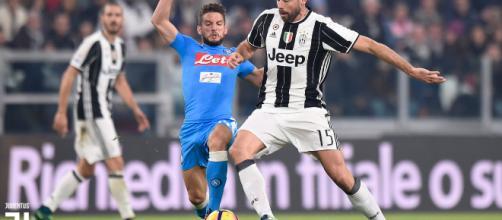 Diretta Juventus-Napoli in tv e streaming
