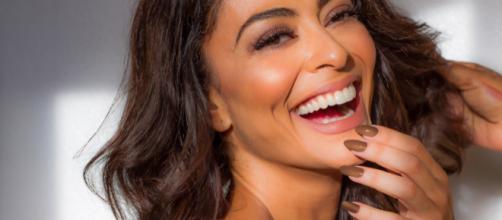 Juliana Paes é eleita por dentistas a dona do 'sorriso do ano ... - globo.com