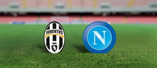 Juventus e Napoli si affronteranno oggi alle ore 18.