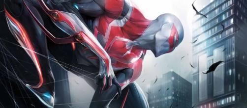 Miguel O'Hara, o Homem-Aranha de 2099.