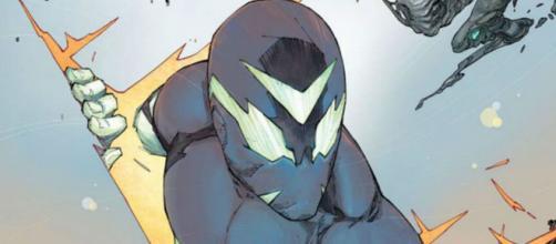 Sideways, um dos novos heróis da DC Comics.