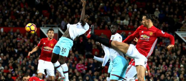 Soccer - Manchester United vs. West Ham -(Image via Man Utd FC/Twitter)
