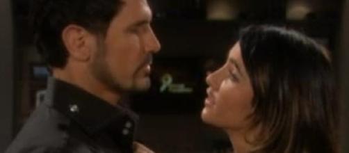 Anticipazioni Beautiful; Steffy incinta, Liam scopre il tradimento della moglie con Bill