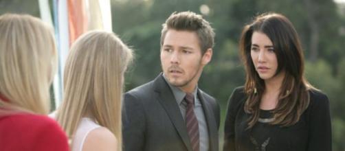 Beautiful, spoiler USA: Liam divorzia da Steffy e sposa Hope