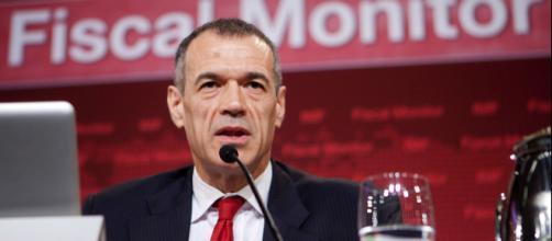 Carlo Cottarelli intevistato dal Corriere esprime preoccupazione