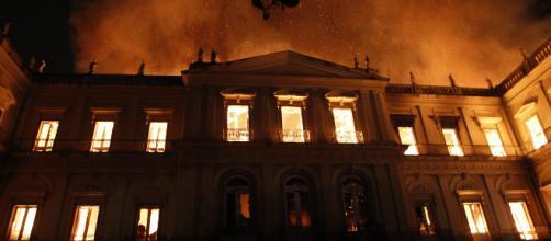 Incêndio destruiu patrimônio histórico de 200 anos