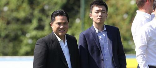 Inter, in settimana tornano Zhang e Thohir: pronti i rinnovi - europacalcio.it
