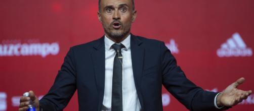 Luis Enrique sustituye a Costas por Aspas
