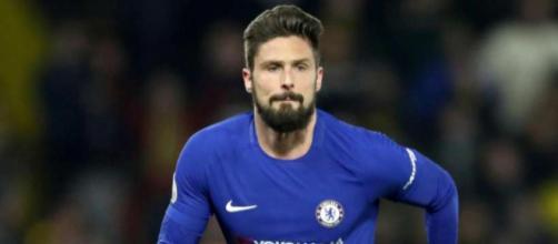 Olivier Giroud doit encore passer un an à Chelsea, mais n'exclut pas un transfert à l'OM