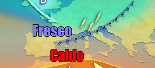 Previsioni meteo Italia: prima metà di settembre