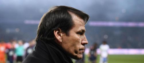 Rudi Garcia répondu aux interrogations de la presse concernant la non-titularisation de Florian Thauvin lors du match contre Monaco