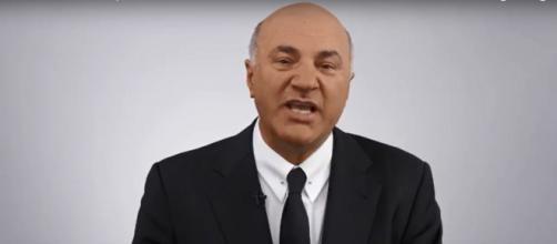 Shark Tank star Kevin O'Leary learned big lessons from being fired from his first job on the first day. [image source:CNBC-YouTube]