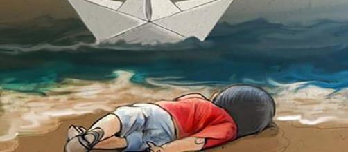 Tima Kurdi publica un libro hablando sobre la muerte de Alan