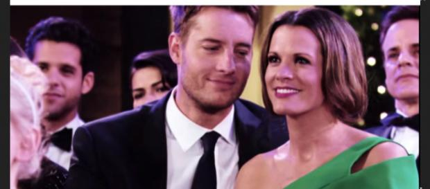 Adam and Chelsea may return to Genoa City on 'Y&R.' [Image Source: Michelle Marie - YouTube]