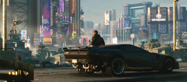 Cyberpunk 2077 is a new RPG title being developed by CD Projekt RED [Image Credit: Cyberpunk 2077/YouTube screencap]