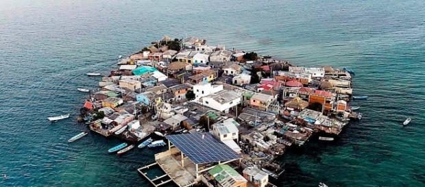 Os lugares mais incríveis habitados por pessoas ao redor do mundo