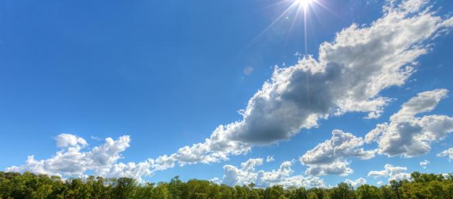 Previsioni meteo weekend: il tempo sarà prevalentemente sereno