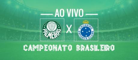 Brasileirão: Palmeiras x Cruzeiro ao vivo