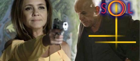Laureta mata mais um, na novela das 21 horas. (foto reprodução),