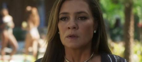 Laureta, personagem de Segundo Sol. (foto reprodução)