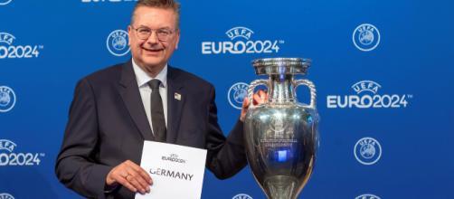 Alemania organizará la Eurocopa 2024. - elnacional.cat