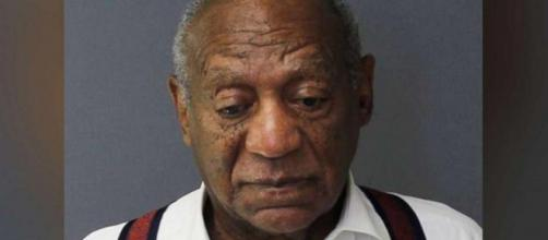 Bill Cosby is facing thousands in unpaid legal bills as he heads to jail. [Image @cwbsradio_/Twitter]