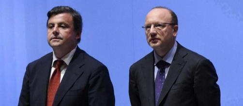 Cala il gelo tra la Confindustria di Vincenzo Boccia e il Pd di Carlo Calenda