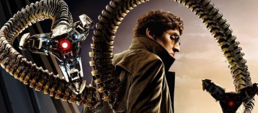 Dr Octopus, o grande vilão do segundo filme de Raimi.