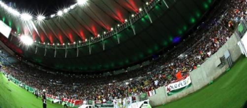Maracanã estará lotado para Fluminense X Deportivo Cuenca (Foto: Lancepress)