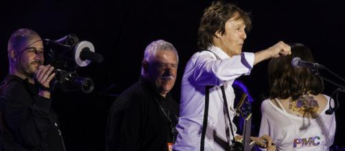 Paul McCartney has collaborated on a new picture book (Source: flickr, Jimmy Baikovicius)