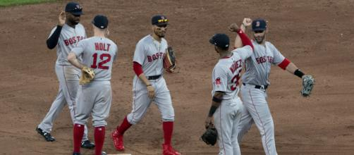 The Boston Red Sox are trying to enter the playoffs on a positive note as the best team in the American League. - [Keith Allison / Flickr]
