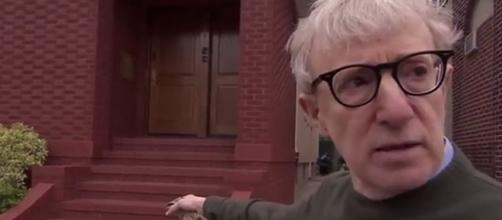 Amazon scraps release of Woody Allen film in the #MeToo era. [Image Source: lalaland - YouTube]