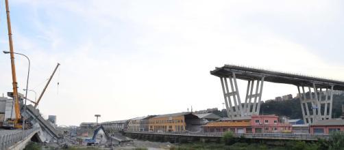 Genova, 13 indagati per il crollo del ponte Morandi