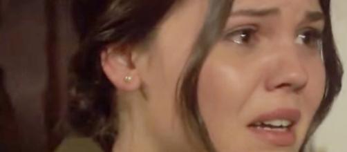 Il Segreto: Marcela e Matias disperati per la scomparsa di Camelia