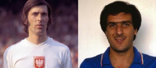 Kazimierz Deyna e Gaetano Scirea, morti in due incidenti stradali a distanza di due giorni nel 1989