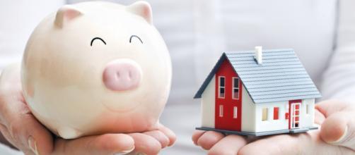 Le somme investite per il mutuo immobiliare