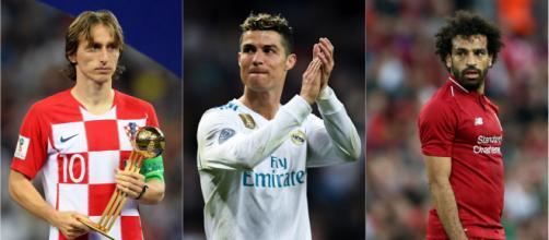 Ronaldo, Salah, Modric the best UEFA 2017-2018