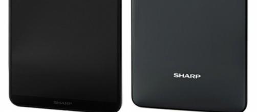 Sharp Vuelve al mercado de los Smartphone's