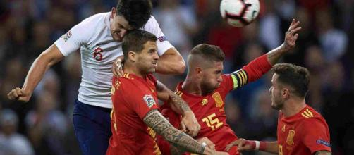 Spain won at Wembley by 1-2 - CGTN - cgtn.com
