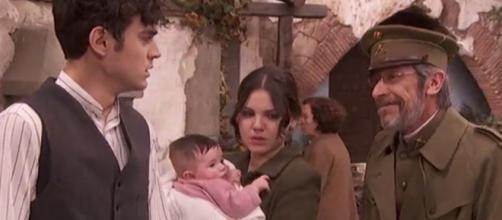 Spoiler Il Segreto: il generale Perez fa prendere un grosso spavento a Matias e Marcela