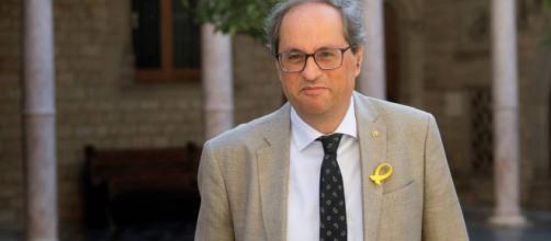 Torra reactivó el plan para separarse de España a pesar de las advertencias de Sánchez