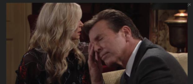 Jack and Ashley must decide Dina's fate. [Image Source: The Young and the Restless - YouTube]