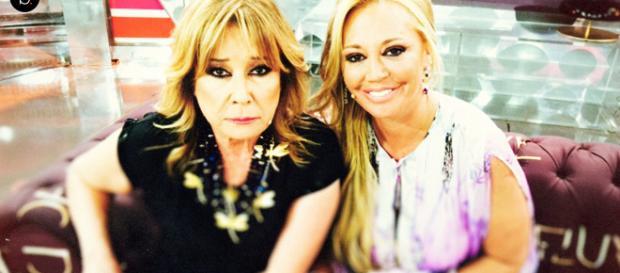 Mila Ximénez se burla de Belén Esteban y las redes le aplauden - blastingnews.com