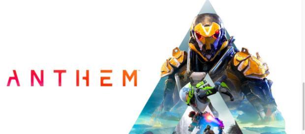 Photo of 'Anthem' screen. - [Anthem Game / YouTube screencap