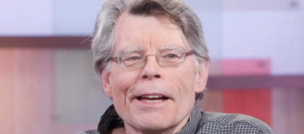 "Stephen King's latest work is a novella ""Elevation"" set for release in October. [Image @BerserkErik/Twitter]"