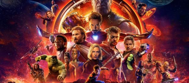 Vengadores: Infinity War   Las Horas Perdidas - lashorasperdidas.com